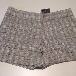 NWT The Limited tweed feel shorts 10 new